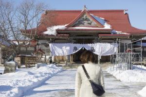 釧路國一之宮 厳島神社
