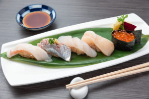 SUSHI BAR THE ∃ND-縁戸-