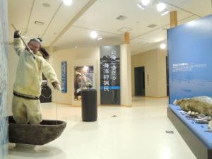 網走市立郷土博物館分館モヨロ貝塚館