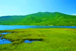 羅臼湖トレイル