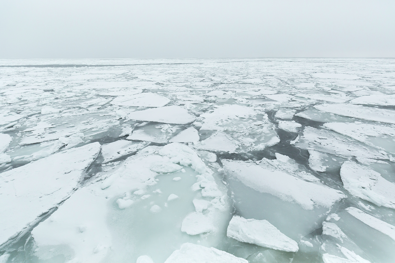 時期 流氷